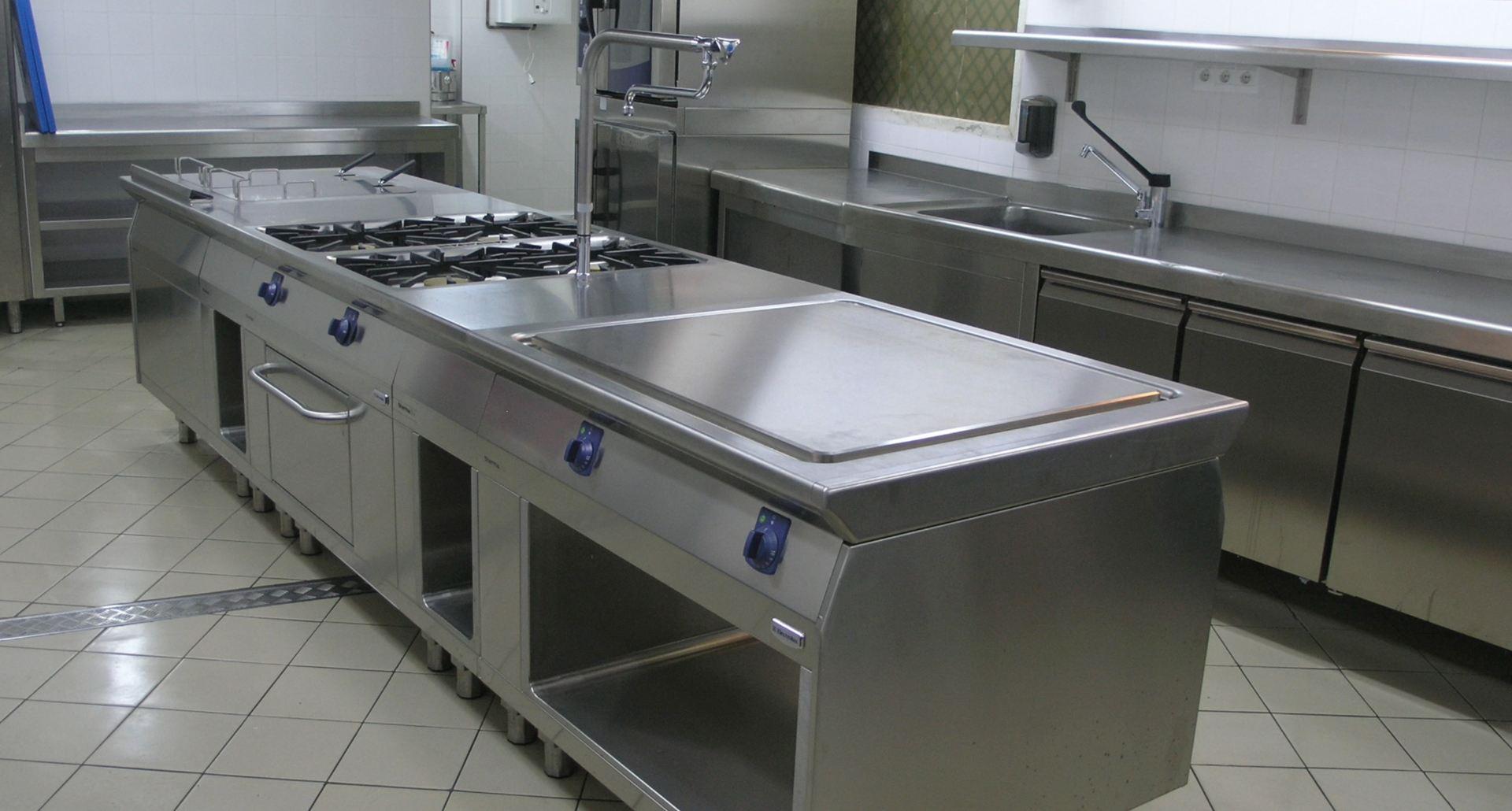 Restaurante 150 comensales